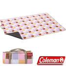 Coleman CM-26874-桃紅 野餐休閒墊/140 公司貨