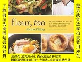 二手書博民逛書店Flour,罕見TooY307751 Joanne Chang Chronicle Books, 2013 I