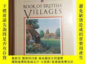 二手書博民逛書店BOOK罕見OF BRITISH VILLAGESY153827 如圖 Drive Publications