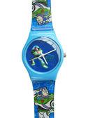【卡漫城】 巴斯光年 兒童錶 藍底白針 ㊣版 Toy Story 卡通錶 玩具總動員 Buzz 男錶 膠錶 手錶