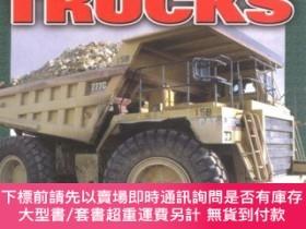 二手書博民逛書店Dump罕見Trucks (Pull Ahead Books)-自卸卡車(提前閱讀)Y364727 Judit