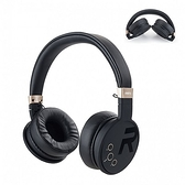 RASTO RS24 藍牙曜石黑摺疊耳罩式耳機