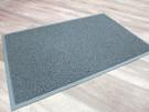 范登伯格 PVC膠底室外墊/地墊 刮泥墊 戶外墊 門墊 踏墊-灰-120x180cm