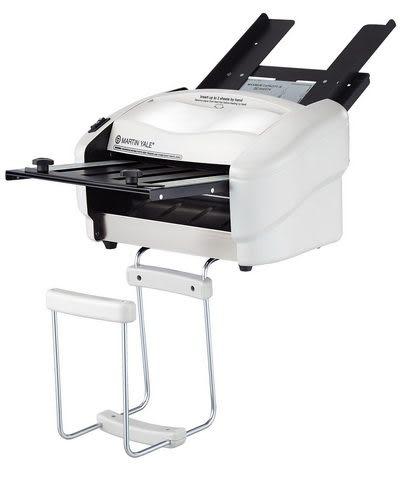 MARTIN YALE 7200簡易型摺紙機