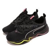Puma 訓練鞋 Zone XT Wns 黑 粉紅 女鞋 多功能 健身房 運動鞋【PUMP306】 19303105