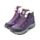 [BLUE PiNE] (女) 防水透氣保暖雪鞋 深紫 (B61906-74)