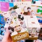 Jinart 插畫家的貓系列扭蛋公仔 盒玩公仔擺飾 不挑款 限單盒販售 COCOS TU003