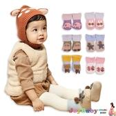 短襪童襪嬰兒襪子 中筒卡通毛圈襪超厚加絨公仔襪-JoyBaby