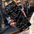 [I4293 軟殼] SONY Xperia 10 Plus i4293 手機殼 保護套 外殼 數學公式