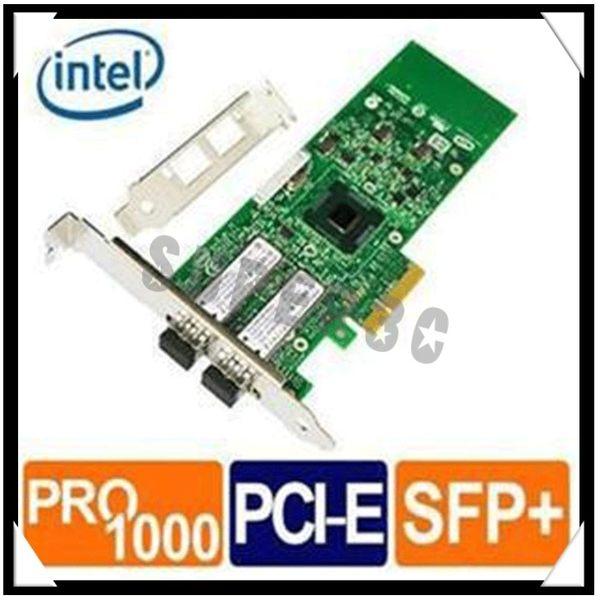 新竹※超人3C 98971 Intel E1G42EF 光纖雙埠盒裝伺服器網路卡