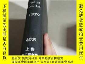 二手書博民逛書店FUEL.Vol.58罕見No.176.1979(燃料 )(英語