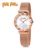 Folli Follie簡約時尚腕錶(手錶 男錶 女錶 對錶)-台灣總代理公司貨-原廠保固兩年