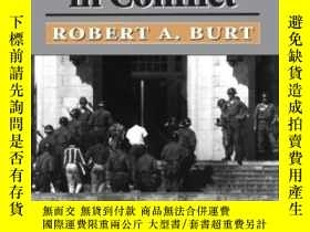 二手書博民逛書店The罕見Constitution In ConflictY255562 Robert Burt Belkna
