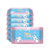 飲用級RO逆滲透 適膚克林 純水柔濕巾 6包入 家庭專用 清潔 濕紙巾 【YB0003】