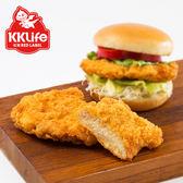 【KK Life-紅龍】全熟卡啦雞腿堡 (5片/袋)