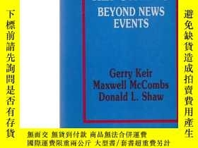 二手書博民逛書店Advanced罕見Reporting: Beyond News