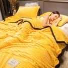 加厚珊瑚絨毛毯冬季午睡毯