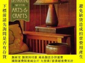 二手書博民逛書店The罕見Beautiful Necessity: Decorating With Arts and Crafts