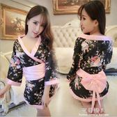 日本情趣內衣和服極度誘惑睡衣性感制服女套裝夜火透視裝春夏衣服 完美情人精品館 YXS