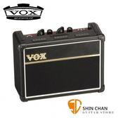 VOX AC2 Rhythm 2瓦 電吉他小音箱可裝電池附破音效果/內建爵士鼓節奏(81種)【攜帶型小音箱/AC-2】