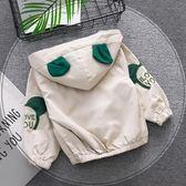 寶寶夾棉外套加絨加厚童裝秋冬裝2019年新款女幼兒童男童嬰兒秋-ifashion