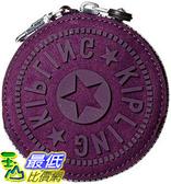 [8玉山最低比價網]  美國代購  Kipling瑪格麗特深紫色錢包