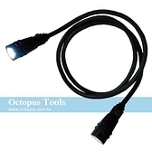 Octopus 軟管可彎曲 LED手電筒 434.450