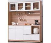 櫥櫃 餐櫃 TV-413-2 伊登北歐5.3尺餐櫃【大眾家居舘】