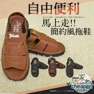 【居家cheaper】自由便利 簡約風涼鞋-1入(四款可選) 室內拖鞋 室外拖鞋 包頭鞋 保暖鞋