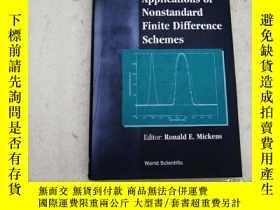 二手書博民逛書店Applications罕見of Nonstandard Finite Difference Schemes【大3