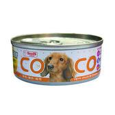 Co Co 聖萊西 機能狗罐 羊肉+雞肉+起司80g X 48入