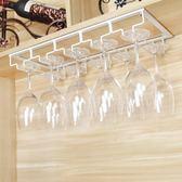 紅酒杯架倒掛家用紅酒架酒櫃擺件高腳杯架歐式創意葡萄酒杯架懸掛【免運直出】