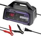 Meltec【日本代購】全自動脈衝電池充電器12V/6.5A 電池診斷MP-210