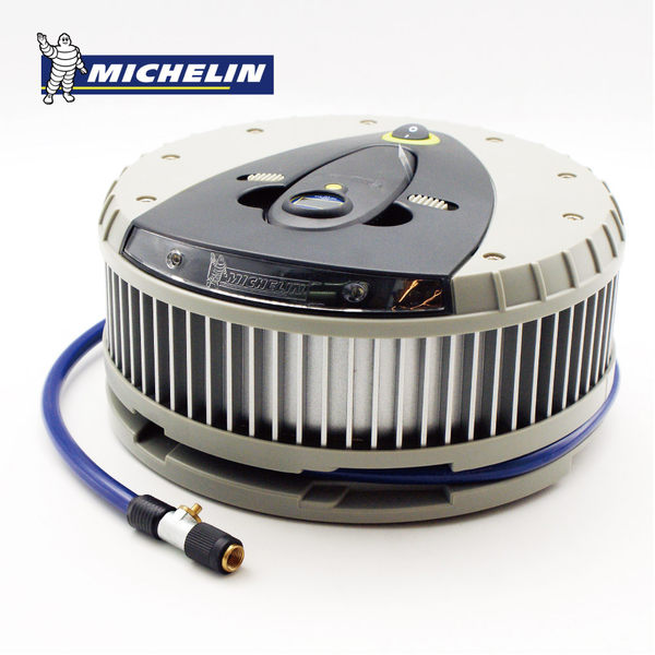 【旭益汽車百貨】米其林 MICHELIN 12260 極速電動打氣機(附可拆缷電子胎壓計)