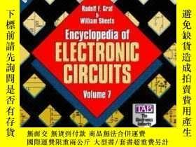 二手書博民逛書店Encyclopedia罕見Of Electronic Circuits Volume 7Y307751 Ru
