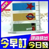 [全館5折-現貨] 韓國 文具 可愛 英國 倫敦 6+1組合 N次貼 記事貼 便利貼 隨機出貨