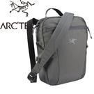 【ARC TERYX 始祖鳥 Slingblade 4L 多功能斜背包《機長灰》】17173/側肩包/側背包/肩背包★滿額送
