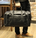 FINDSENSE Z1 韓國 時尚 潮 男 皮質 超大容量 旅行包 旅行袋 手