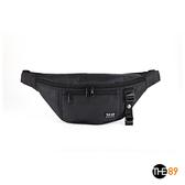 【THE89】輕旅騎行906-9101 腰包 (黑色)