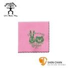 aNueNue U900 粉紅色琴布/吉他烏克麗麗專用拭琴布 (aNN-U900PC) 超細纖維布/也適用多種樂器