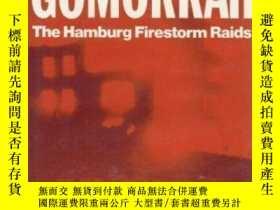 二手書博民逛書店Operation罕見Gomorrah: The Hamburg