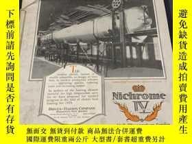 二手書博民逛書店Electrical罕見World(舊刊)Y329956 出版1928