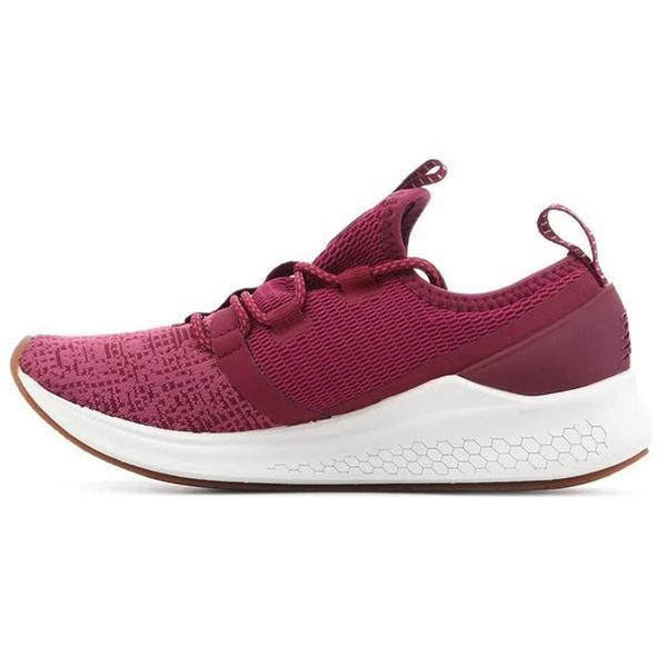 New Balance 女鞋 慢跑 透氣 網布 耐磨 Fresh Foam 紅【運動世界】WLAZRMP