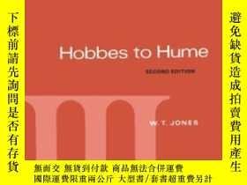 二手書博民逛書店A罕見History Of Western PhilosophyY256260 W. T. Jones Wad