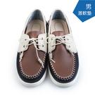 【A.MOUR 經典手工鞋】帆船男版 -...