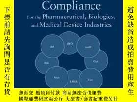 二手書博民逛書店Cost-Contained罕見Regulatory Compliance: For the Pharmaceut