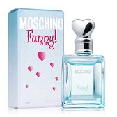 Moschino Funny愛情趣女性淡香水小香(4ml) 【ZZshopping購物網】