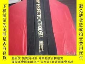 二手書博民逛書店FREE罕見TO CHOOSE A Personal Statement 1980年 大32開硬精裝 原版英法德意