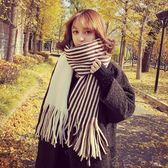 圍巾女披肩兩用保暖毛線針織圍脖秋
