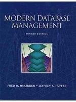 二手書博民逛書店《Modern Database Management》 R2Y
